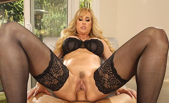 My Husband Doesn't Want Me, Can You Help? - Big Titted Blonde Pornstar Brandi Love