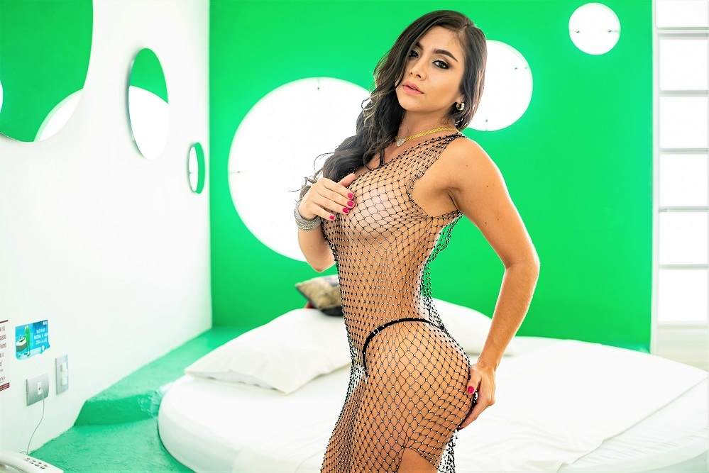 Stripper Surprise! Adriana Medina