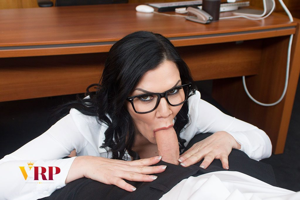 Sexual Targets - Hot Busty Boss in POV Jasmine Jae