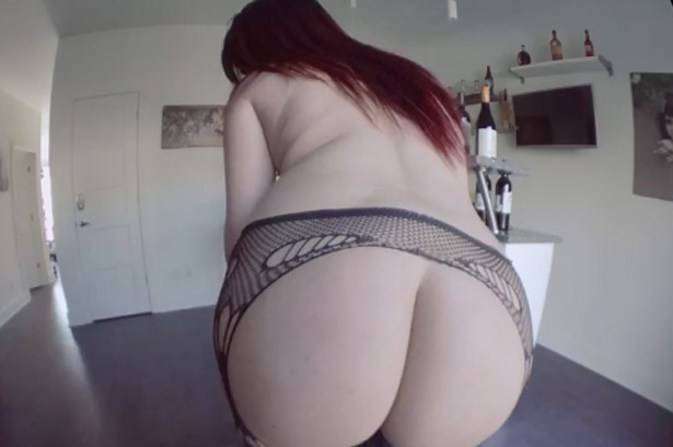 Make Those Tities Dance For Me - Amateur with Natural Big Tits