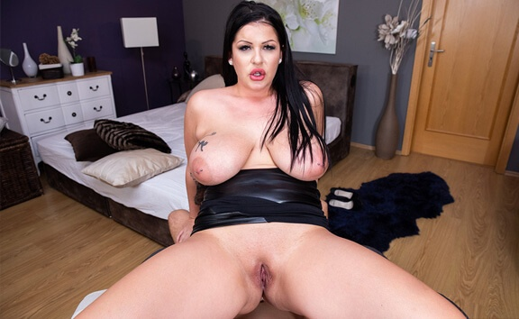 Wrong Bed - Big Tits BBW Amateur Anissa Jolie