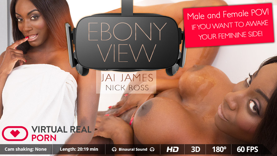 Ebony view Jai James