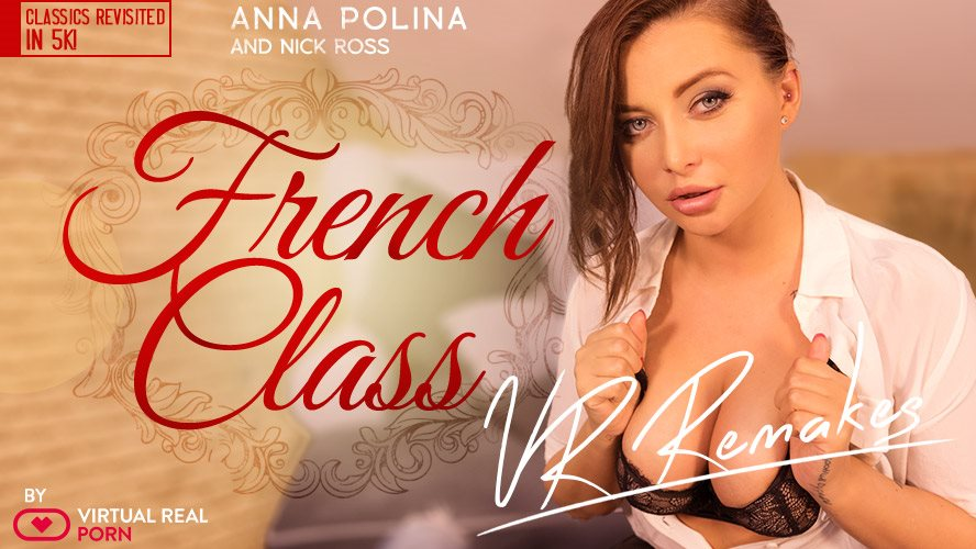 French class remake Anna Polina, Nick Ross