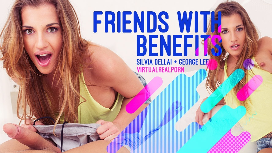Friends with benefits George Lee, Silvia Dellai