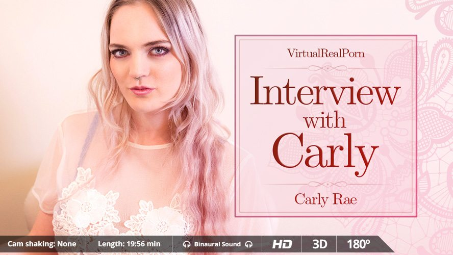 Interview with Carly Miguel Zayas, Carly Rae