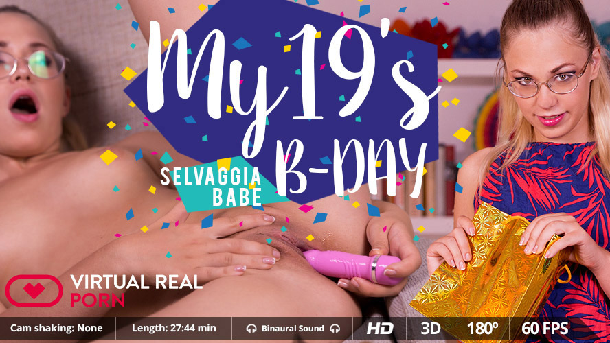 My 19's B-Day Selvaggia Babe