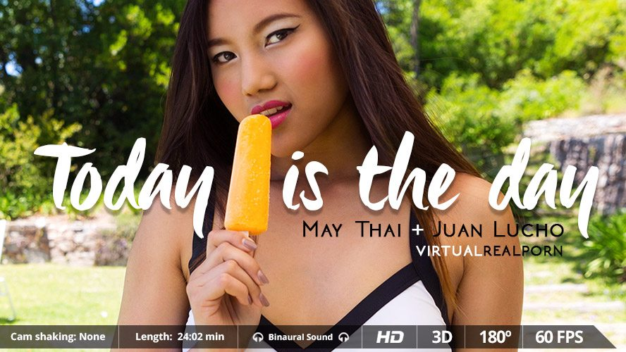Today is the day Juan Lucho, May Thai