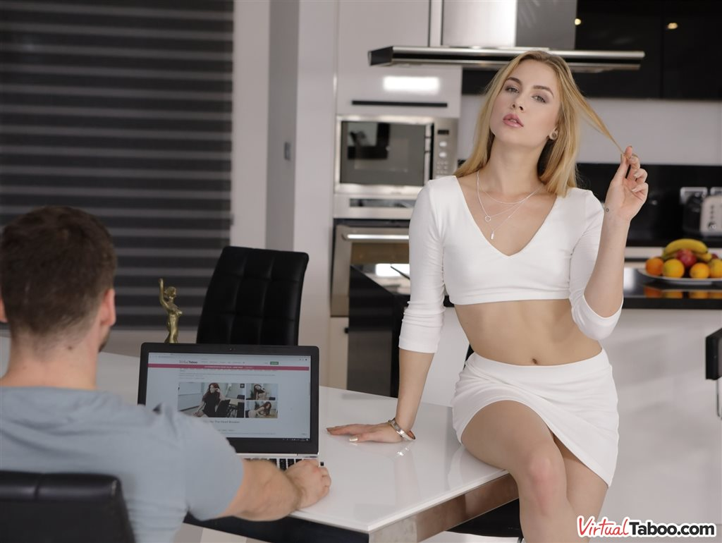 Eat My Thong While Brother Fucks Me Strong Alecia Fox
