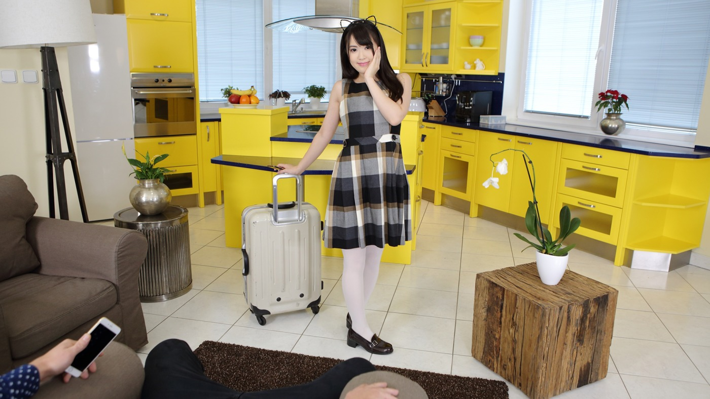 Japanese Daughter Gets Warm Welcome Mai