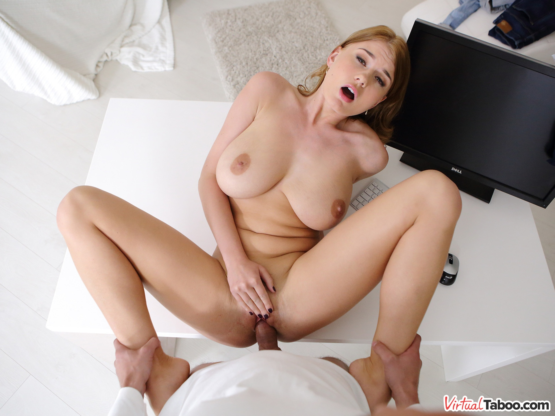 Sis Cleans My Room And My Dick Lucy Li