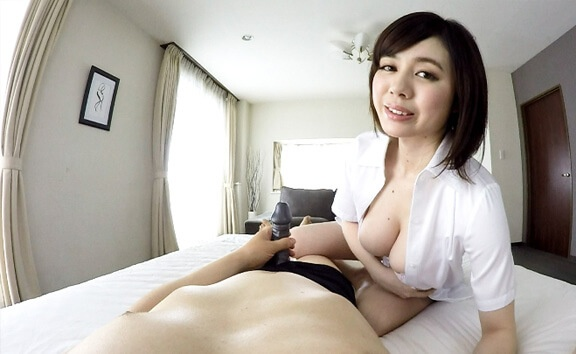 Aimi Yoshikawa – Stopping Sex Again and Again Chapter 2 Whispering Fantasy Masturbation Aimi Yoshikawa