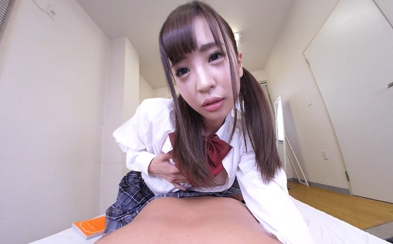 Aya Sasami – Please Keep Our Raw Sex a Secret - JAV Schoolgirl Aya Sasami