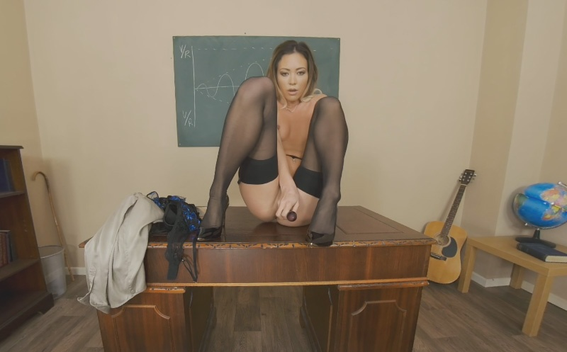 Teacher with a Toy Natalia Forrest