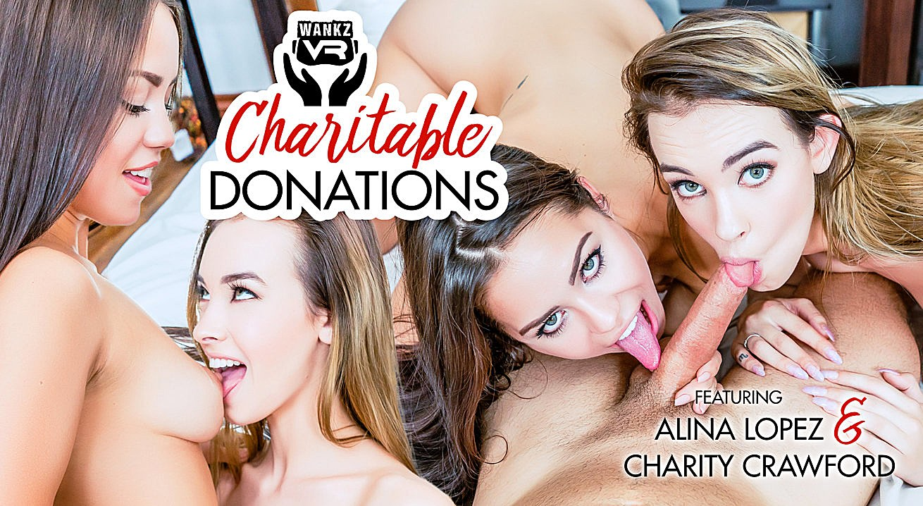 Charitable Donations Charity Crawford, Alina Lopez