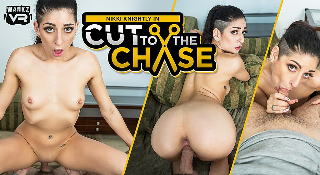 Cut to the Chase Nikki Knightly