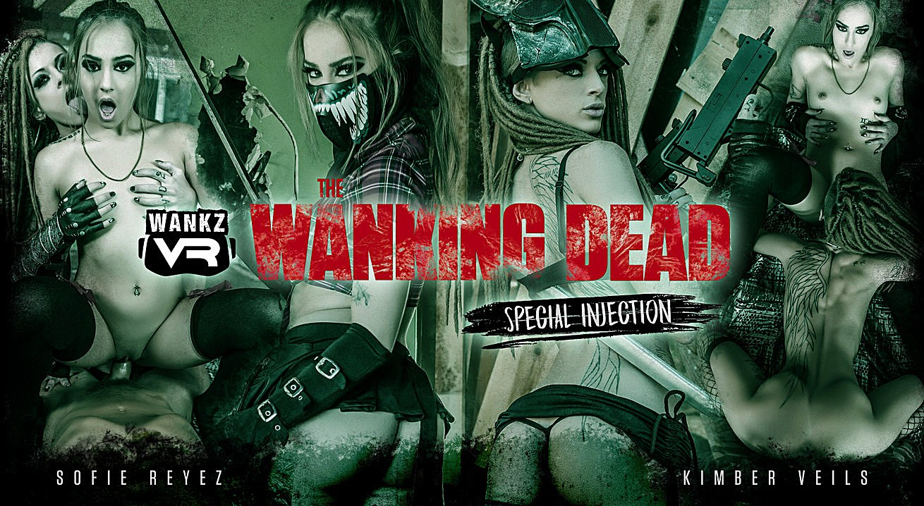 The Wanking Dead: Special Injection Kimber Veils, Sofie Reyez