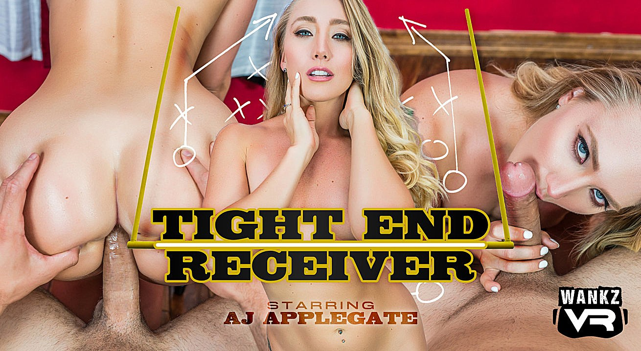 Tight End Receiver Aj Applegate