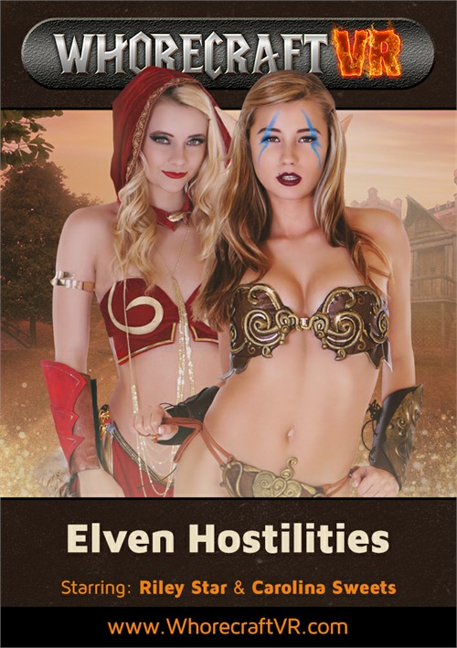 Elven Hostilities Carolina Sweets