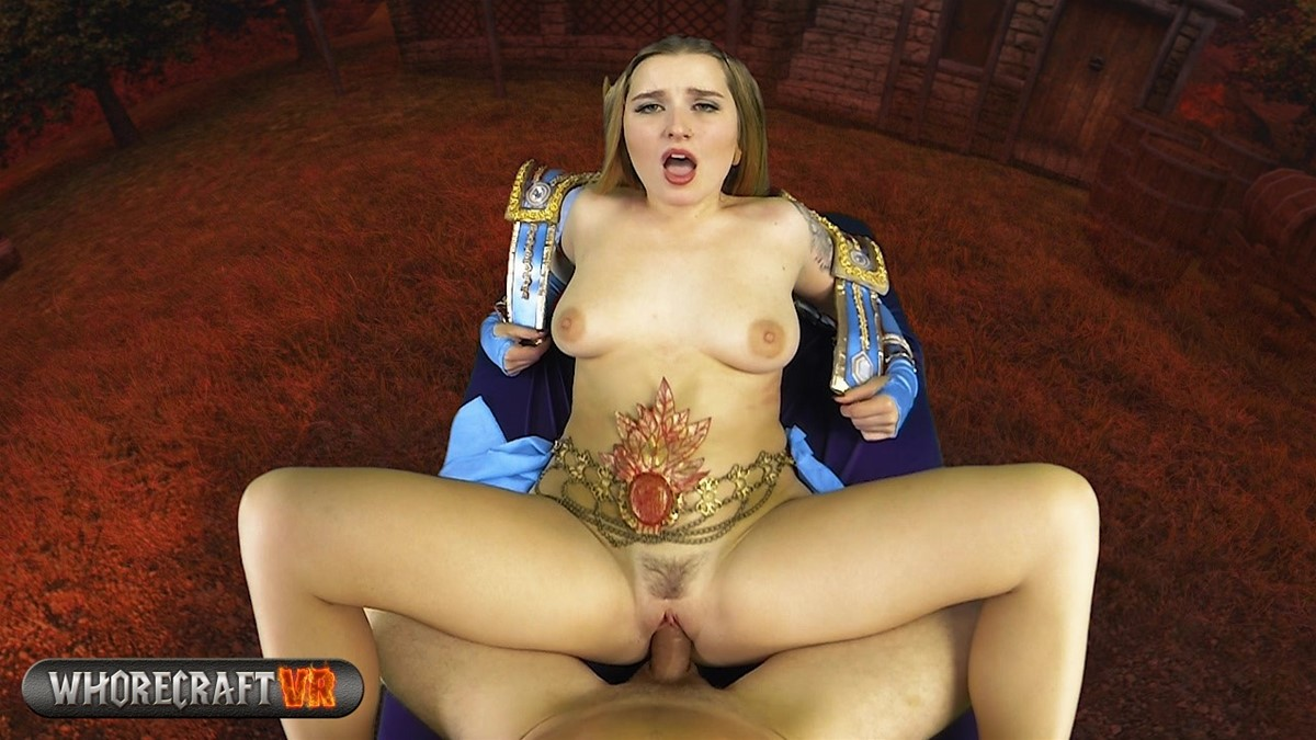 The Hunt for Onyx - Pornstar Cosplay Dakota Rain