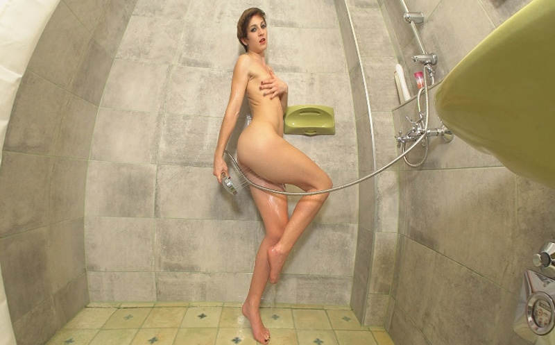 Cum Take a Shower Melody Clark