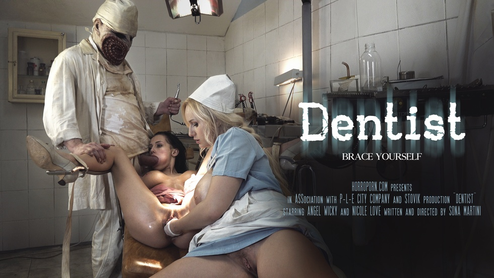 Dentist Angel Wicky, Nicole Love