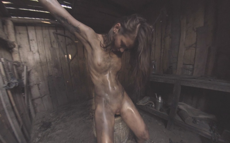 The Beast From The Woods - Horror Porn POV Adelle Unicorn, Wanessa Cooper