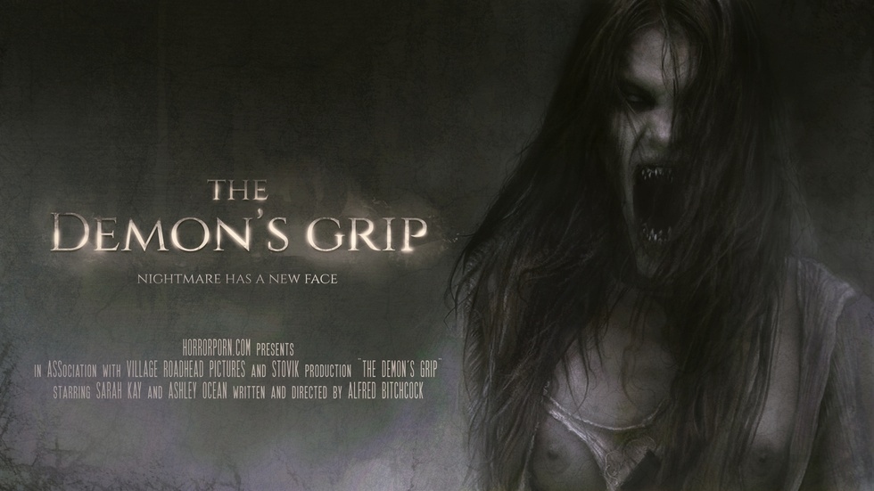 The demon's grip