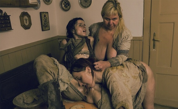 Twisted Mother - Horror Cosplay BBW Taboo Group Sex